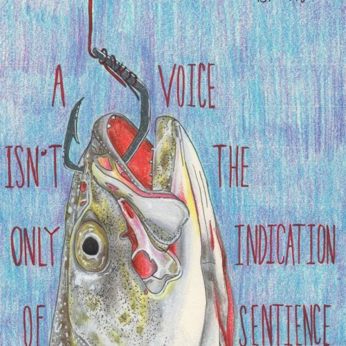 A Voice Isn't The Only Indication Of Sentience - David Richards