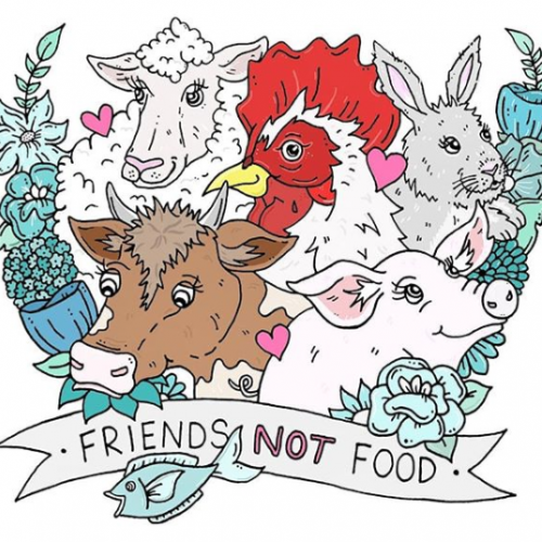 Friends NOT Food - Jessica Henderson