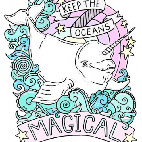 Keep the Oceans Magical - Jessica Henderson