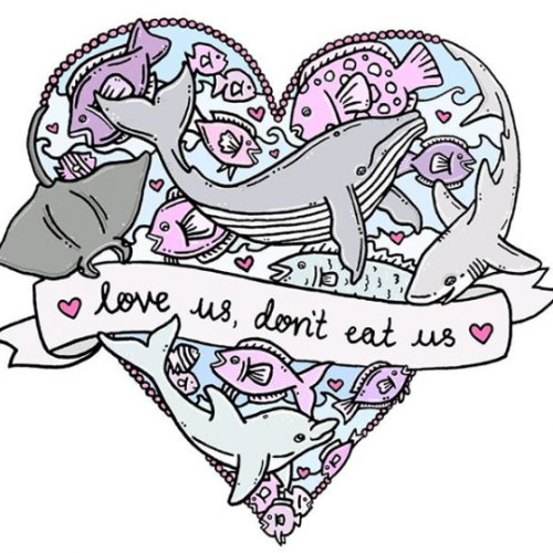 Love Us, Don't Eat Us - Jessica Henderson