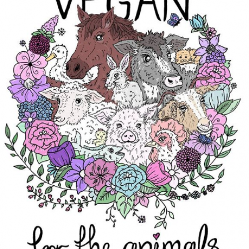 Vegan For The Animals - Jessica Henderson