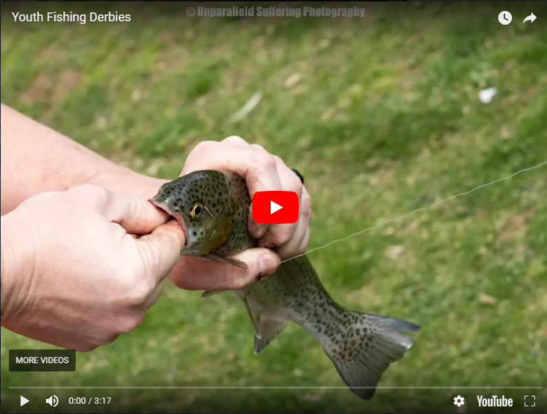 Youth Fishing Derbies Video