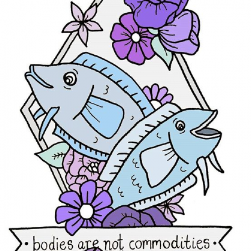 Bodies are not Commodities - Jessica Henderson