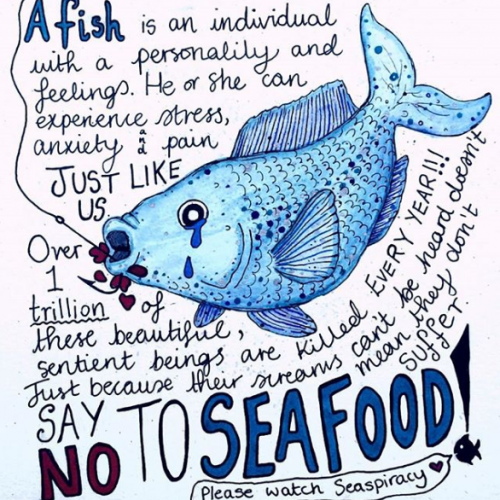 Say No To Seafood - Jessica Henderson