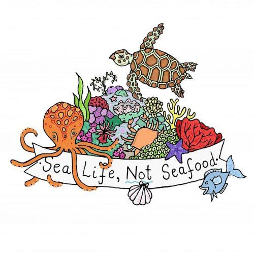 Sea Life, Not Seafood - Jessica Henderson